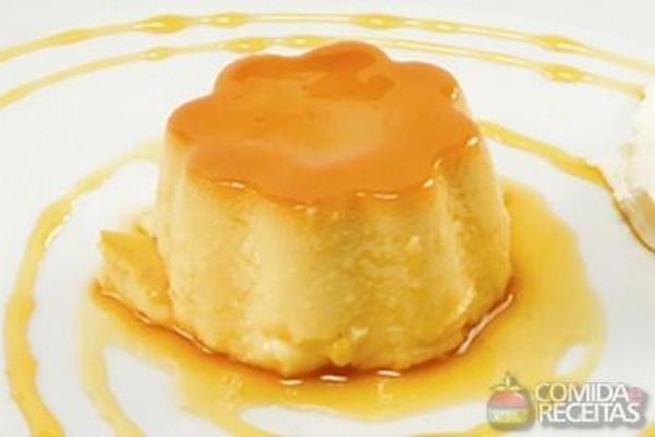 Rozata (crème caramel)