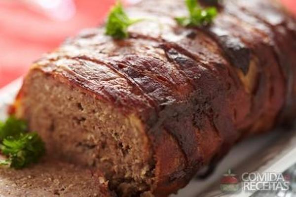 Receita de Bolo de carne moída diferente - Comida e Receitas