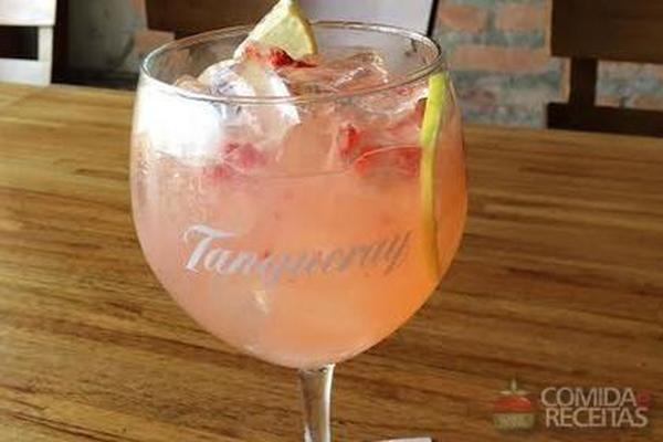 Receita de Gin Tónico - SaborIntenso.com