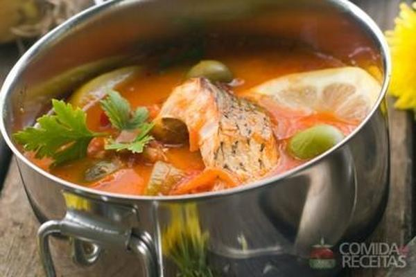receitas de pescada no forno