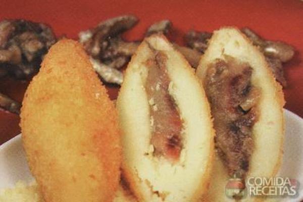 Piãozinho de anchovas