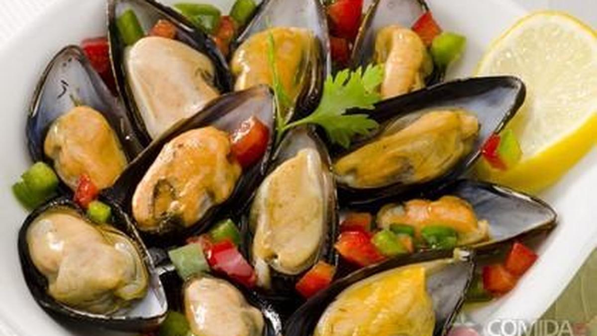 Receita de Marisco à vinagrete - Comida e Receitas