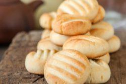 Biscoitos de leite