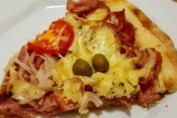 Pizza cabresa