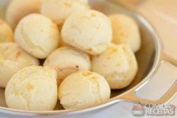 Pão de queijo de polvilho azedo