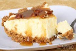 Cheesecake crocante