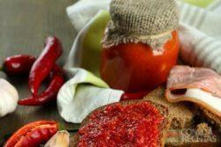 Molho de pimenta caseiro