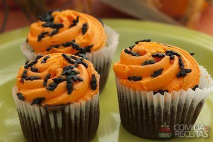Cupcake abóbora