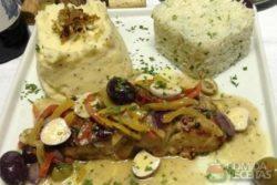 Bacalhau à portuguesa especial