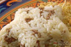 Arroz marroquino diferente