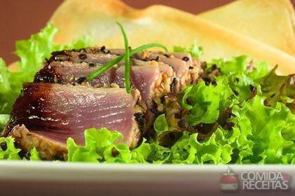 Foto: Restaurante Lá no Escritório