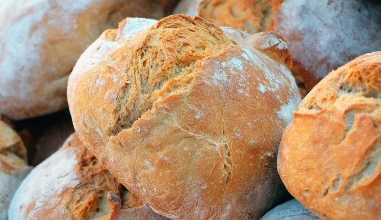 Pão italiano integral