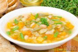 Sopa de legumes especial