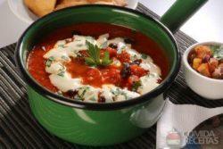 Sopa mexicana especial