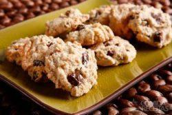 Cookie de nozes com chocolate sem glúten