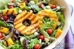 Salada tropical especial