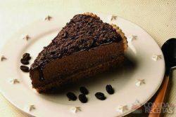 Torta mousse de café especial