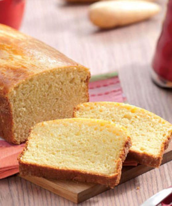 Pão de mandioquinha saboroso