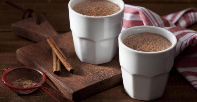 Chocolate quente cremoso diferente