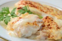 Bacalhau com natas português