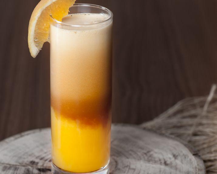 Drink Orange Coffee