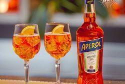 Drink Aperol Spritz especial