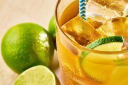 Drink Hot Lemon