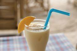 Milk-shake de manga