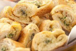 Pão para aperitivo