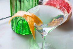 Grapefruit martini - Tanqueray Nº TEN