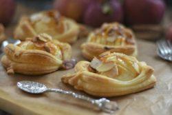 Torta de maçã fitness