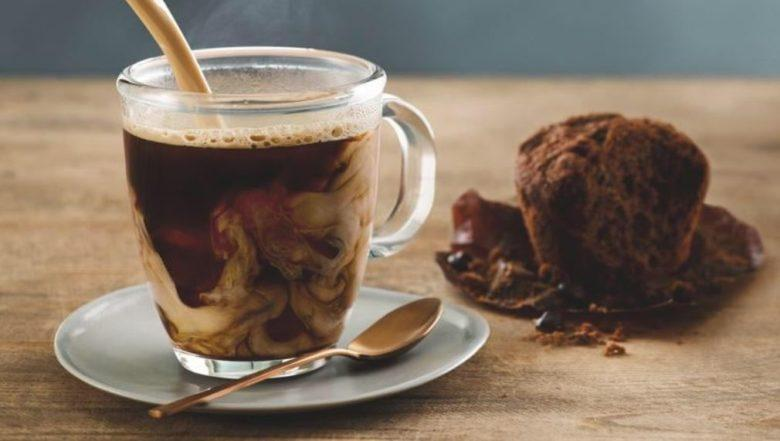 Baileys hot coffee