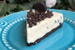 Cheesecake com Oreo