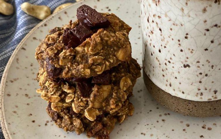 Cookie de abobrinha