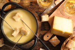 Fondue de queijo original