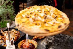 Pizza de barbecue