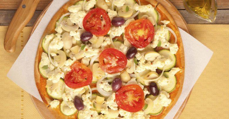 Pizza saúde total