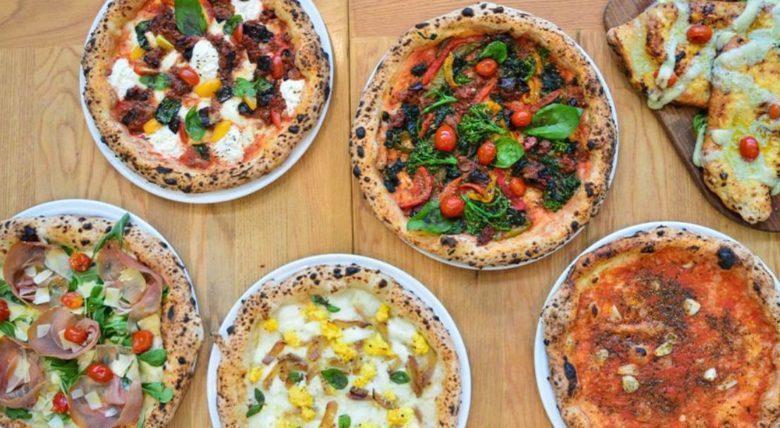 Pizza napolitana di Eataly