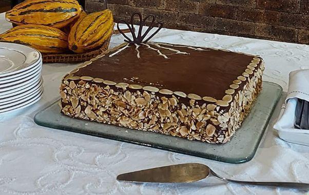 Gateau supreme chocolate