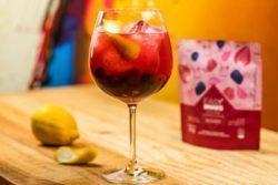 Fruits & Tonic de frutas vermelhas