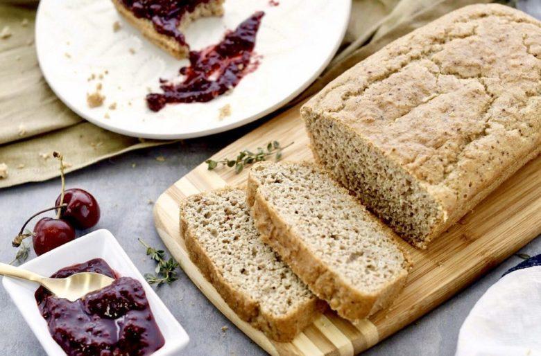 Pão de quinoa especial