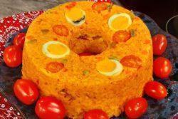 Torta risoto