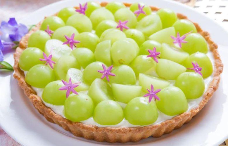 Torta de uva especial