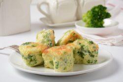 Muffin de brócolis