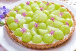 Torta de uva Cotton Candy
